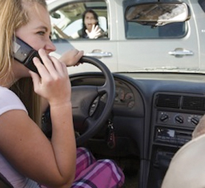 Car Accident Stories Caused By Cell Phones
